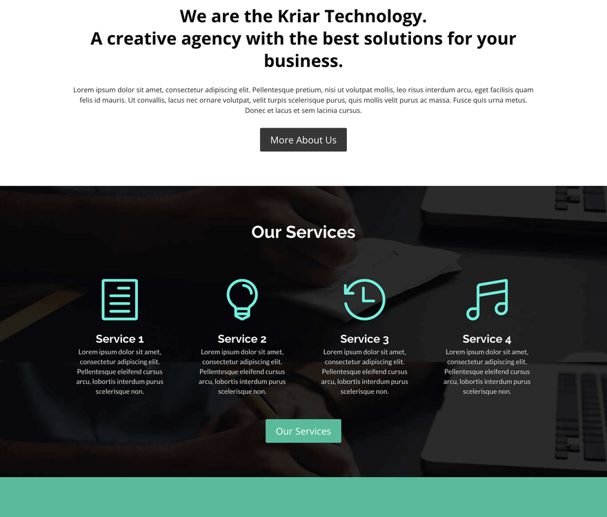 kriar-wordpress-child-theme-divi
